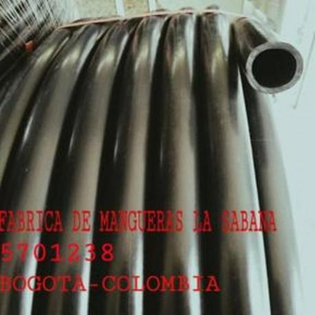 Mangueras Peletizada y Revestida de 16 mm hasta 4 pulgadas en Calibres 40, 60, 80