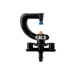 Nebulizador 5 mm 2 a 3 Mts.