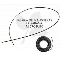 Microtubo Sistemas de Riego 1.8 mm y 5 mm